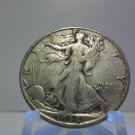 1944-S  #1  90% Silver Walking Liberty Half Dollar.