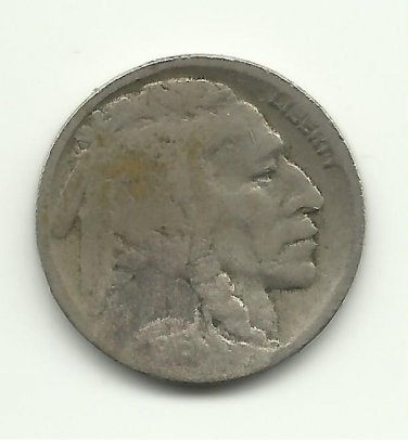 1916-D  #4 Buffalo Nickel