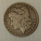 1896-O #1   90% Silver Morgan Dollar