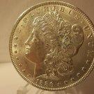 1886 #3 BU 90% Silver Morgan Dollar.