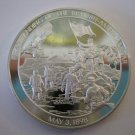 Issued in 1974 US Marine 1st Landing of the Spanish-American War Commemorative in Proof