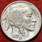 1920 #11 Buffalo Nickel