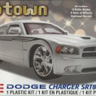 Uptown Dodge Charger SRT8 Model Kit