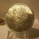 1882 AU++ #3 90% Silver Morgan Dollar