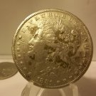 """1881-S  #1  """"The Tombstone Silver  Dollar"""