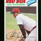 1977 O PEE CHEE #37 CARL YASTRZEMSKI RED SOX NM OPC