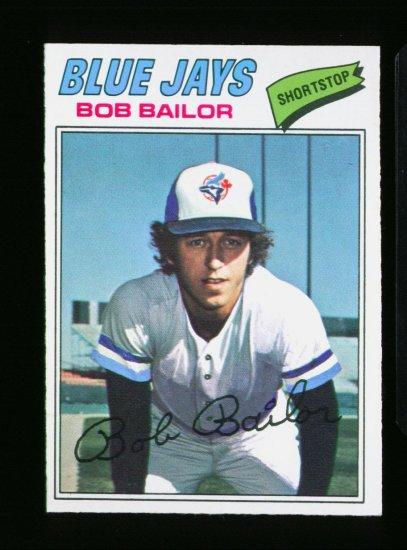 1977 O PEE CHEE #48 BOB BAILOR BLUE JAYS NM OPC