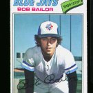 1977 O PEE CHEE #48 BOB BAILOR BLUE JAYS NM OPC