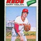 1977 O PEE CHEE #70 GARY NOLAN REDS EX-MT OPC