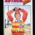 1977 O PEE CHEE #78 KEN FORSCH ASTROS EX-MT OPC