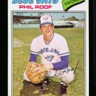 1977 O PEE CHEE #121 PHIL ROOF BLUE JAYS NM-MT OPC