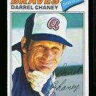 1977 O PEE CHEE #134 DARREL CHANEY BRAVES NM OPC