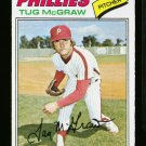 1977 O PEE CHEE #142 TUG MCGRAW PHILLIES NM-MT OPC