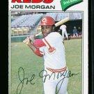 1977 O PEE CHEE  #220 JOE MORGAN REDS EX-MT OPC