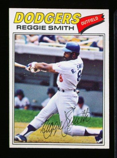 1977 O PEE CHEE  #223 REGGIE SMITH DODGERS NM-MT OPC