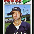 1977 O PEE CHEE  #224 DAVE HAMILTON WHITE SOX NM-MT OPC