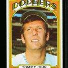 1972 O PEE CHEE #264 TOMMY JOHN DODGERS NM OPC PACKFRESH