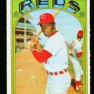 1972 O PEE CHEE #291 HAL MCRAE REDS NM OPC PACKFRESH