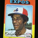 1975 TOPPS MINI #10 WILLIE DAVIS-EXPOS NM