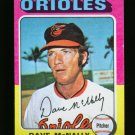 1975 TOPPS MINI #26 DAVE MCNALLY ORIOLES  NM-MT