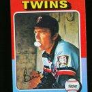 1975 TOPPS MINI #30 BERT BLYLEVEN TWINS  NM