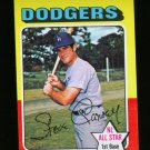 1975 TOPPS MINI #140 STEVE GARVEY DODGERS NM
