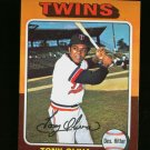 1975 TOPPS MINI #325 TONY OLIVA TWINS NM-MT