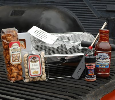 Traveling Barbecue