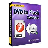 Wondershare DVD to Flash Converter