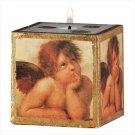 candle/cherub