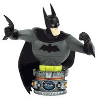 NEW Resin Justice League Batman Bust Paperweight FREE Shipping