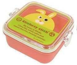 New Pink Iwako Japan Eraser Collection Bento Box Bunny FREE Shipping