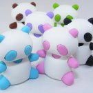 NEW 6 Colors Japanese Panda Bear Erasers IWAKO