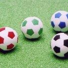 NEW 4 Set Soccer Ball Sport Toy Japanese Eraser IWAKO