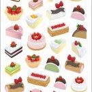 Large Sheet IWAKO Dessert Cake Food Gel Stickers