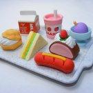 NEW Mini Gray Food Serving Tray Japanese IWAKO
