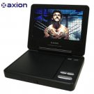 AXION™ PORTABLE 7 INCH DVD PLAYER