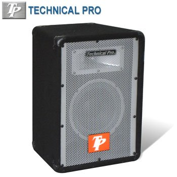 TECHNICAL PRO® 8 INCH 2-WAY CARPETED SPEAKER