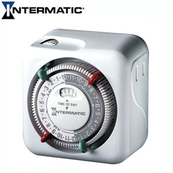 INTERMATIC® 15 AMP TIMER