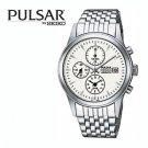 PULSAR­™ by SEIKO™ MENS CHRONOGRAPH PRECISION WATCH