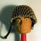Helmet w/ netting - 1/6th Scale