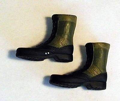 1/6th Scale Combat Jungle Boots