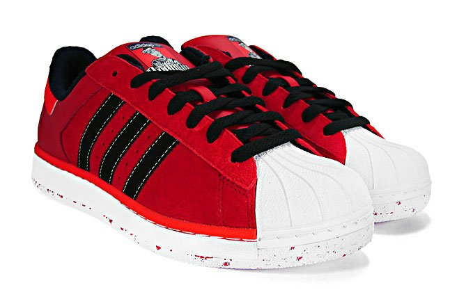 Redman Adidas Superstar II.