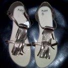 Gold Fringe Sandal (8)