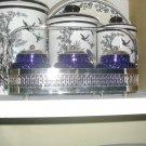 3 Sugar jars