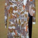 Vintage 70's Mod mini dress