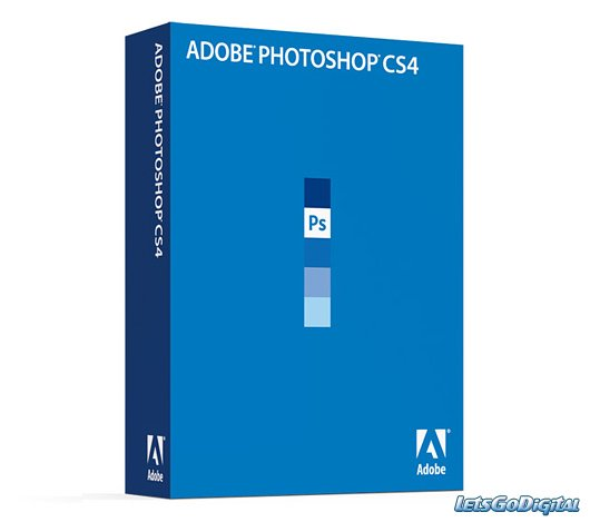 Adobe Photoshop CS4 For Windows Brand New & Sealed