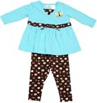 BT KIDS Girls Newborn 2PC Set