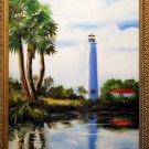 Saint Marks River Light House Fla.