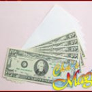 Street Magic Trick -  Paper to Money